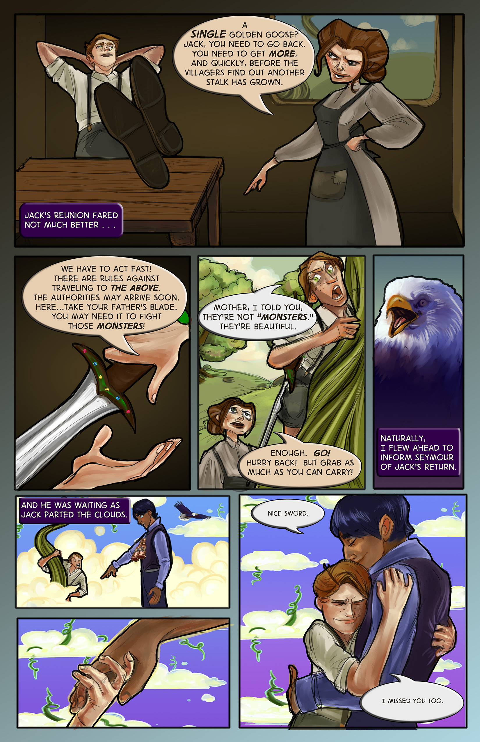 The Tale of Seymour Deeply - Page 6