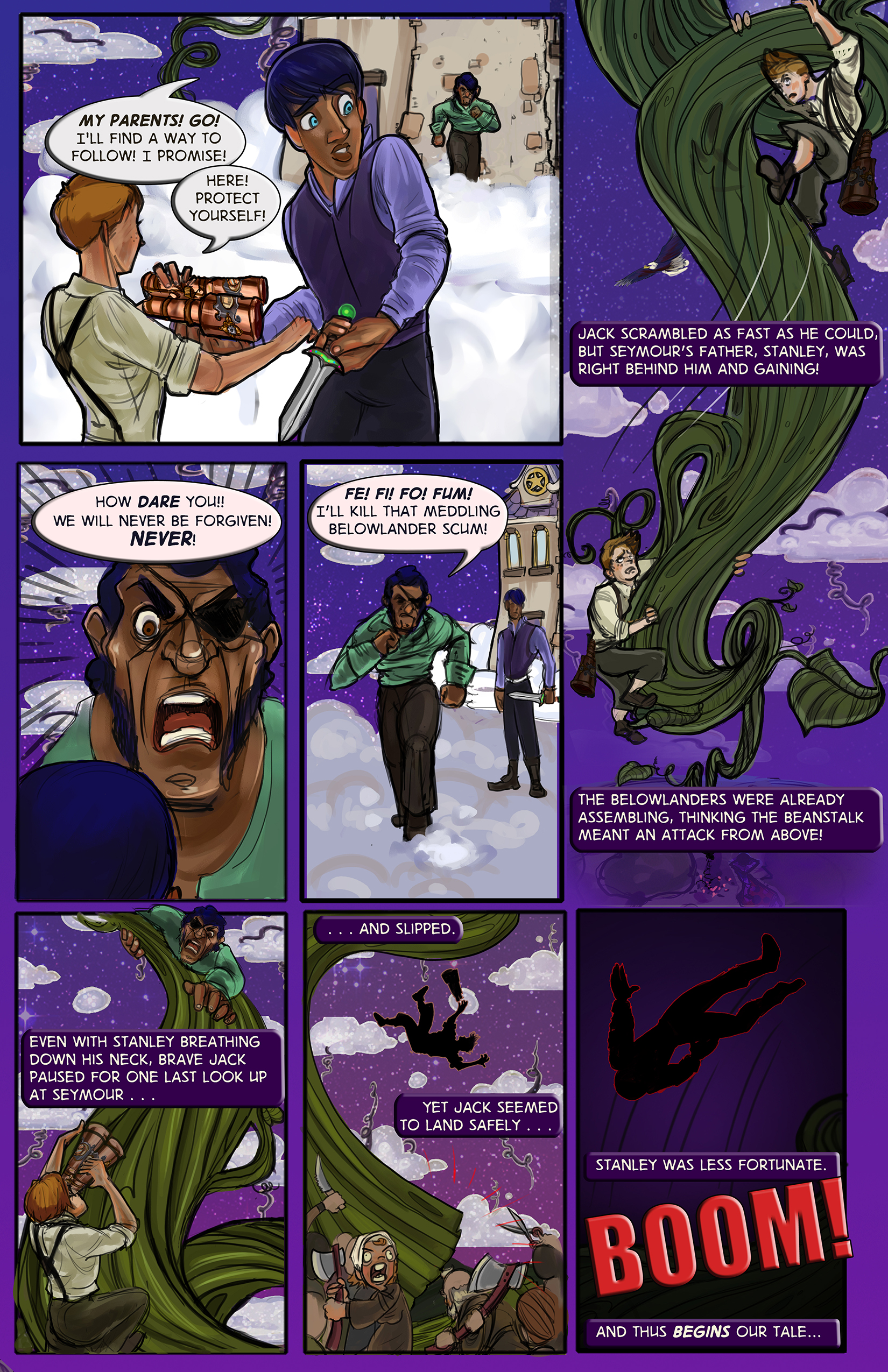 The Tale of Seymour Deeply - Page 8
