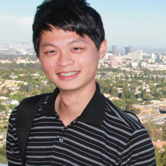 "Che-Wei ""James"" Chang - Kinect Programmer"